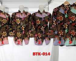 Grosir Fashion BATIK - Btk 014