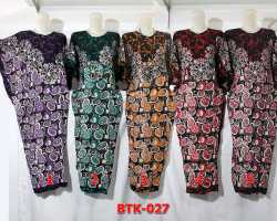 Grosir Fashion BATIK - Btk 027