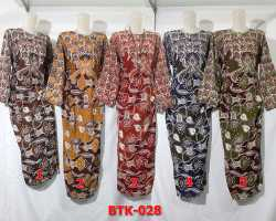 Grosir Fashion BATIK - Btk 028