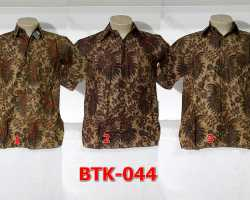 Grosir Fashion BATIK - Btk 044