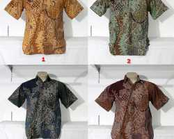 Grosir Fashion BATIK - Btk 045