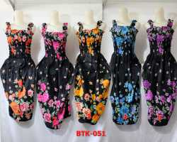 Grosir Fashion BATIK - Btk 051