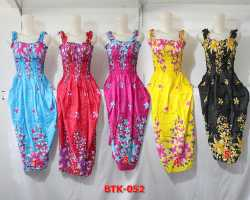 Grosir Fashion BATIK - Btk 052