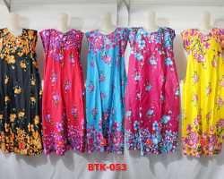 Grosir Fashion BATIK - Btk 053
