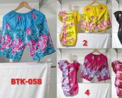 Grosir Fashion BATIK - Btk 058