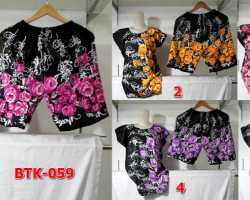 Grosir Fashion BATIK - Btk 059