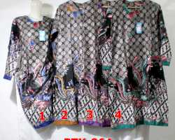 Grosir Fashion BATIK - Btk 064