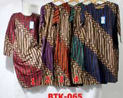 Grosir Fashion BATIK - Btk 065