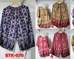 Grosir Fashion BATIK - Btk 070