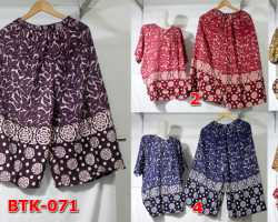 Grosir Fashion BATIK - Btk 071