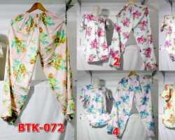 Grosir Fashion BATIK - Btk 072