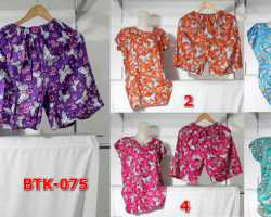 Grosir Fashion BATIK - Btk 075