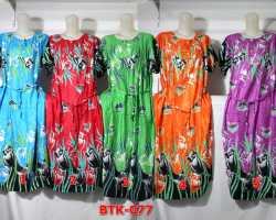 Grosir Fashion BATIK - Btk 077