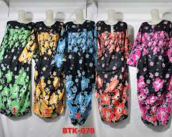 Grosir Fashion BATIK - Btk 078