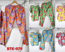 Grosir Fashion BATIK - Btk 079