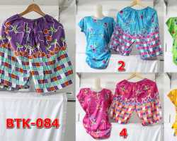 Grosir Fashion BATIK - Btk 084
