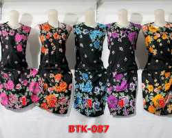 Grosir Fashion BATIK - Btk 087