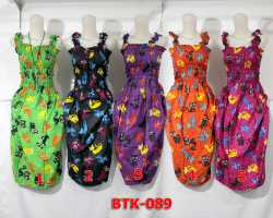 Grosir Fashion BATIK - Btk 089