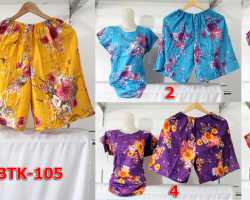 Grosir Fashion BATIK - Btk 105