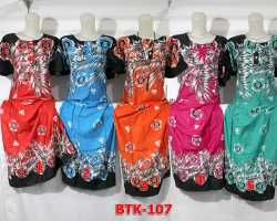 Grosir Fashion BATIK - Btk 107
