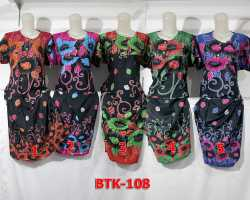Grosir Fashion BATIK - Btk 108