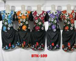 Grosir Fashion BATIK - Btk 109
