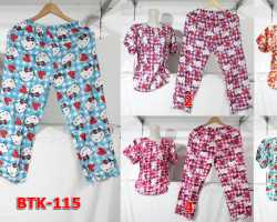Grosir Fashion BATIK - Btk 115