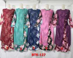 Grosir Fashion BATIK - Btk 127