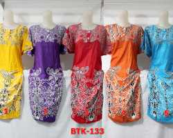 Grosir Fashion BATIK - Btk 133