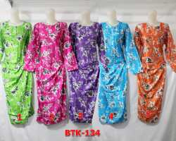 Grosir Fashion BATIK - Btk 134