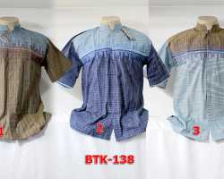 Grosir Fashion BATIK - Btk 138
