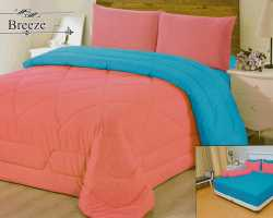 Grosir Sprei VALLERY - Sprei Dan Bed Cover Vallery Breeze