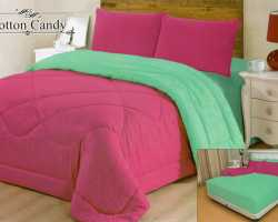 Grosir Sprei VALLERY - Sprei Dan Bed Cover Vallery Candy