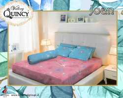 Grosir Sprei VALLERY - Sprei Dan Bed Cover Vallery Joan