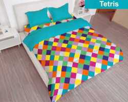 Grosir Sprei LADY ROSE - Grosir Sprei Lady Rose Tetris