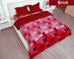 Grosir Sprei LADY ROSE - Grosir Sprei Lady Rose Brick