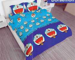 Grosir Sprei LADY ROSE - Grosir Sprei Lady Rose Doraemon