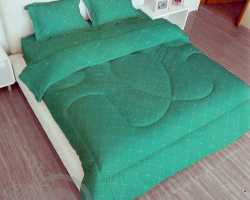 Grosir Sprei LADY ROSE - Grosir Sprei Lady Rose Ice Green