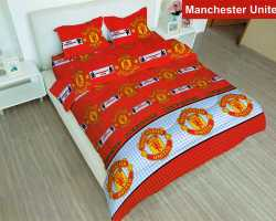 Grosir Sprei LADY ROSE - Grosir Sprei Lady Rose Manchester United