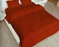 Grosir Sprei LADY ROSE - Grosir Sprei Lady Rose Red Berry