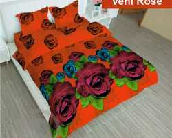 Grosir Sprei LADY ROSE - Grosir Sprei Lady Rose Veni Rose