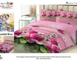 Grosir Sprei LADY ROSE - Grosir Sprei Lady Rose Beautiful Rose