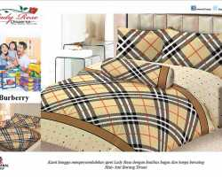 Grosir Sprei LADY ROSE - Grosir Sprei Lady Rose Burberry
