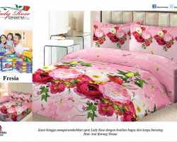 Grosir Sprei LADY ROSE - Grosir Sprei Lady Rose Fresia