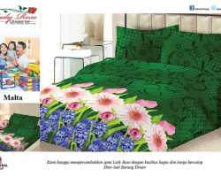 Grosir Sprei LADY ROSE - Grosir Sprei Lady Rose Malta