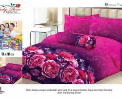 Grosir Sprei LADY ROSE - Grosir Sprei Lady Rose Raffles