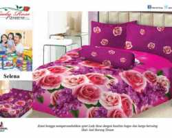 Grosir Sprei LADY ROSE - Grosir Sprei Lady Rose Selena