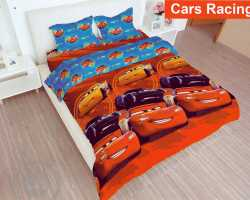 Grosir Sprei LADY ROSE - Grosir Sprei Lady Rose Cars Racing