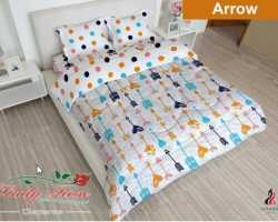 Grosir Sprei LADY ROSE - Grosir Sprei Lady Rose Arrow