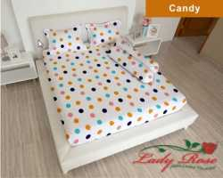 Grosir Sprei LADY ROSE - Grosir Sprei Lady Rose Candy